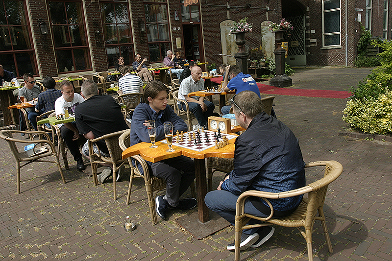 Delftse Schaak Club- Kroeglopertoernooi 2019